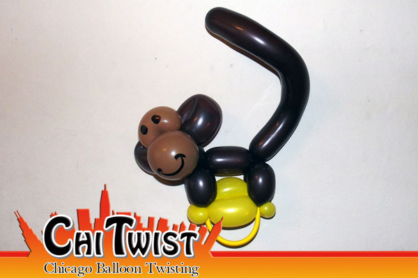 Monkey Bracelet Balloon