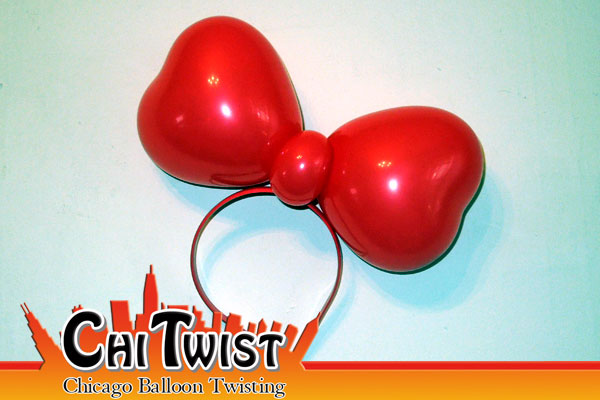 Bowx Hairband Balloon
