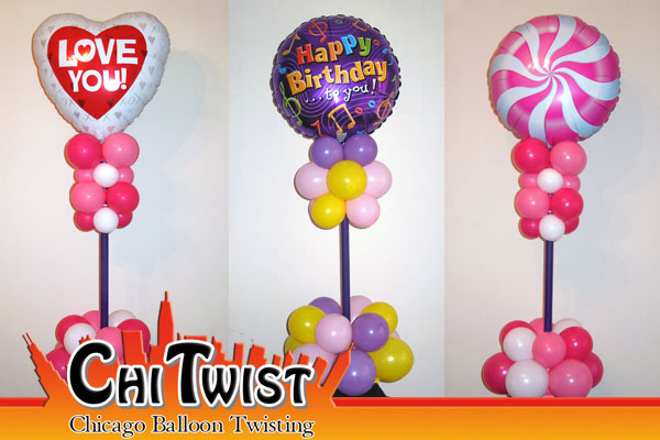 ChiTwist Balloon Decorations In Cook County