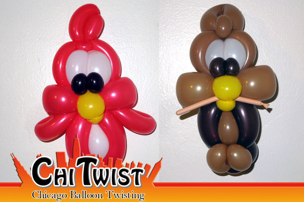 Chitwist Offers Balloon Animals Designs That Will Wow Your Guests